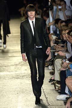Dior Homme(ディオールオム)2007S/Sコレクション