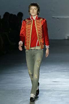 Dior Homme(ディオールオム)2006S/S