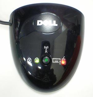 DELLワイヤレスマウス