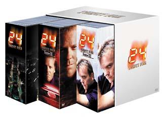 24 -TWENTY FOUR- トリロジーBOX