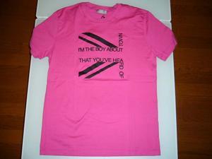 Dior Homme(ディオールオム)2006S/S メッセージTシャツ