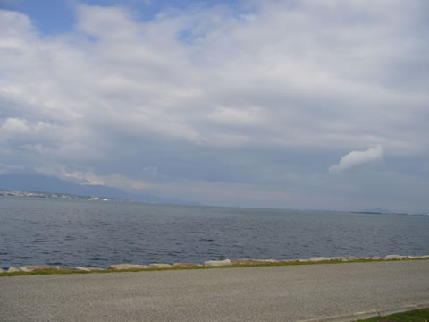 P10琵琶湖デカイ