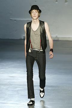 Dior Homme(ディオールオム)2006S/S インディゴデニム