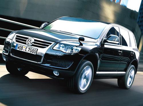 VW Touareg(トゥアレグ)